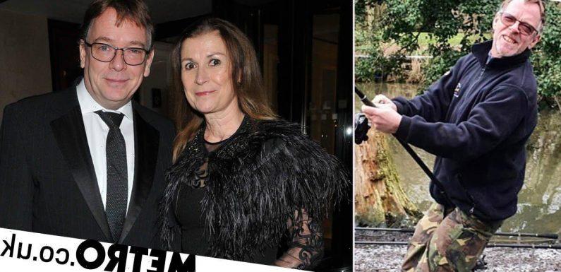 EastEnders' Adam Woodyatt 'living in motorhome in field' after split from wife