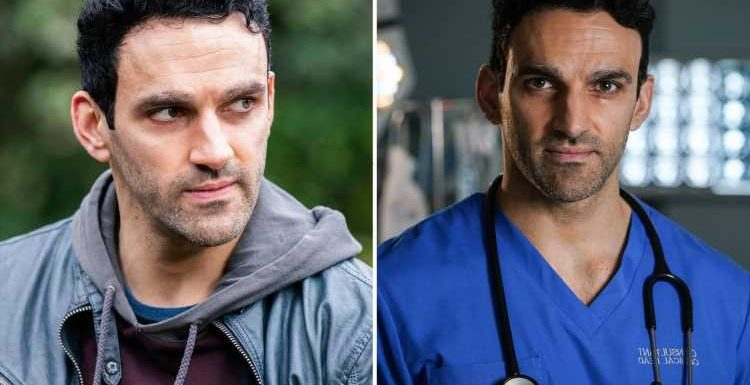 EastEnders' Kush Kazemi star Davood Ghadami bags role on Holby City as 'explosive' new surgeon