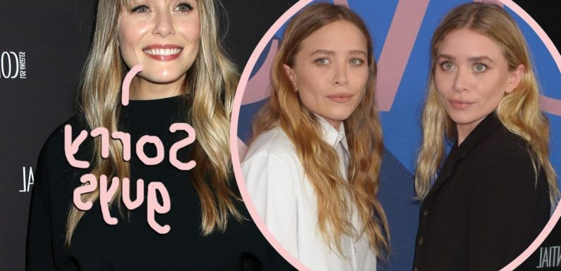 Elizabeth Olsen Almost Changed Her Name Because Of Her Sisters!