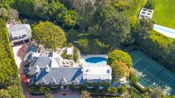 Ellen DeGeneres Sells Adam Levine's Old Bev Hills Home for $47 Mil