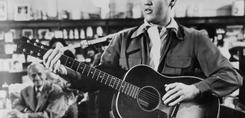 Elvis Presley Tried to Bulldoze a House — Here's What Happened Next