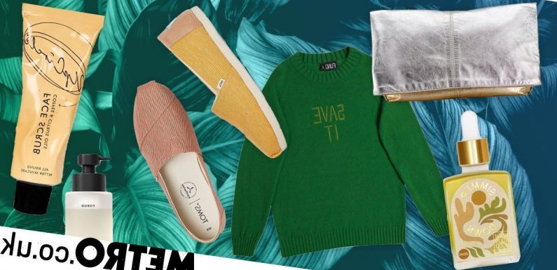 Environmentally-friendly fashion and beauty buys to grab this Earth Day