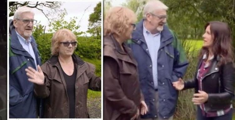 Escape to the Country: Ginny Buckley hits out as she halts search 'You're still talking?'