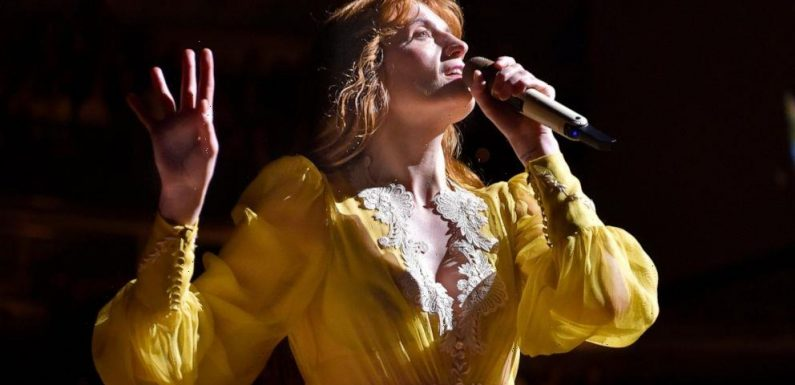 Florence Welch throws her hat into the musical theater ring
