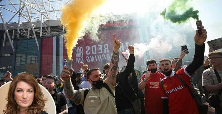 Football league that steals the fans' dreams is anything but super
