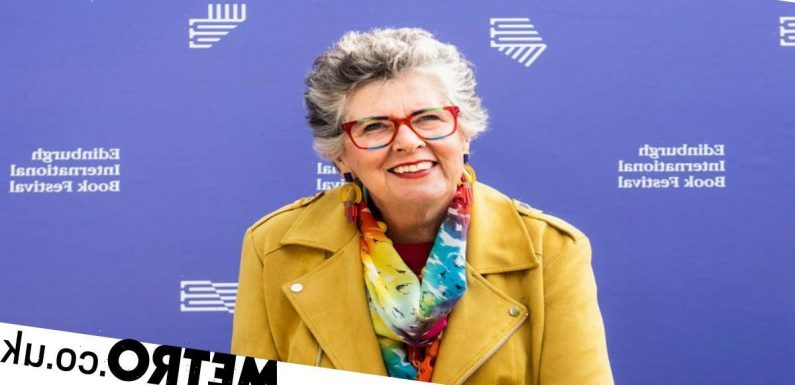 GBBO's Prue Leith once went to an orgy: 'Room after room of bouncing bottoms'