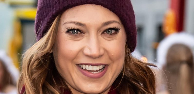 GMA's Ginger Zee Isn't Hiding Her Shocking Health Condition