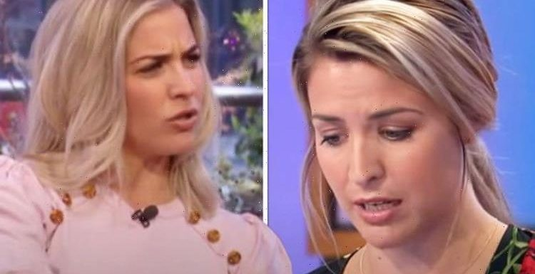 Gemma Atkinson recalls losing trust in Hollyoaks colleague 'It has gone completely'