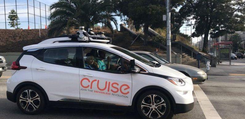 General Motors' Cruise unit signals progress with Dubai deal