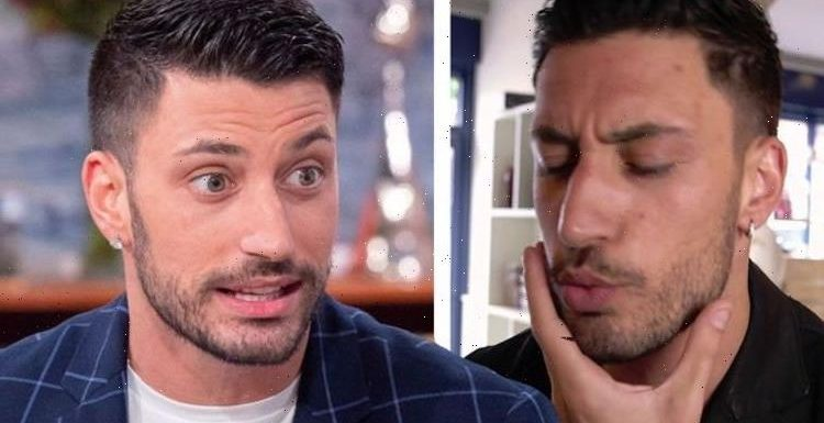 Giovanni Pernice labels his looks a '2000 out of 10' as he candidly opens up on sex life