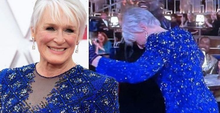 Glenn Close, 74, steals show at Oscars 2021 by twerking in gown and shouting 'Da Butt!'