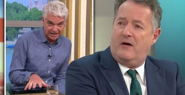 'Got a lot of time on his hands' Phillip Schofield savages Piers Morgan over GMB exit