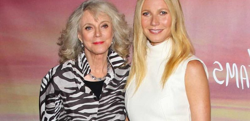Gwyneth Paltrow on mom Blythe Danner's reaction to Goop's vagina products