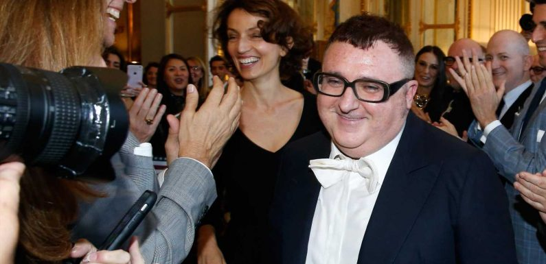 Had Alber Elbaz been vaccinated against Covid-19?