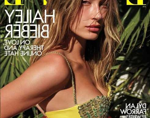 Hailey Baldwin: 'Honestly, I may never stop wearing the mask in public'