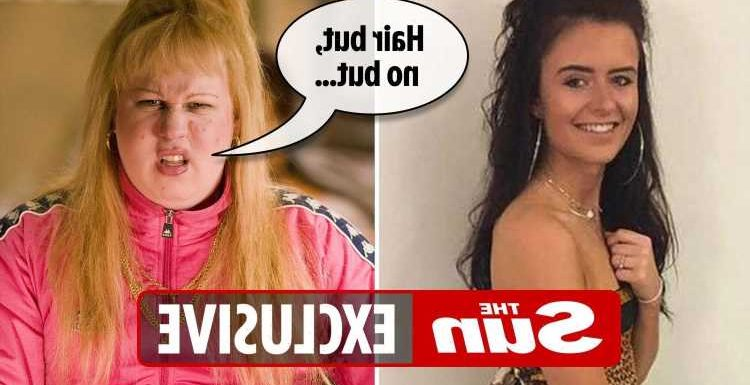 Hairdresser sues ex-boss for sex discrimination after he 'compared her to Little Britain's Vicky Pollard'