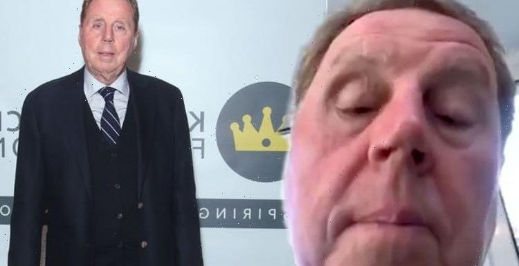 Harry Redknapp suffers major technical issues in Heart Radio interview as wife steps in