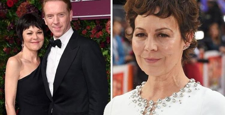Helen McCrory's friends learned about her cancer just days before her death