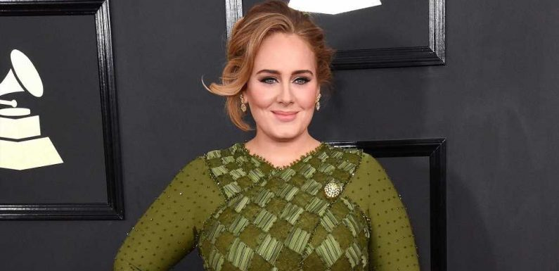 Hello! Adele Spotted for the First Time in Months at Oscars Party