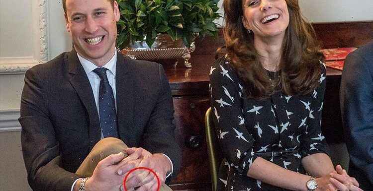 Here's why Prince William doesn't wear a wedding ring