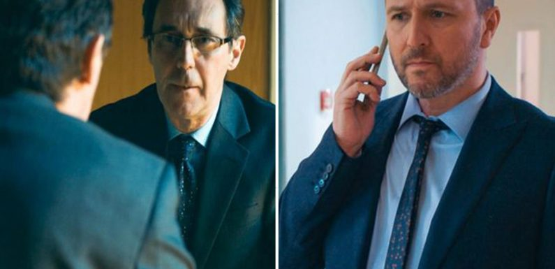 Holby City spoilers: Police begin hunt for Reyhan's killer and Hanssen reaches breaking point