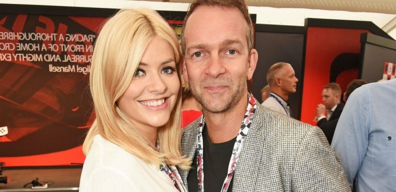 Holly Willoughby reveals 'annoying' thing husband Dan Baldwin does when she's on Zoom Calls