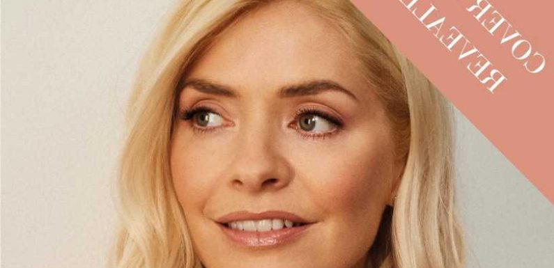 Holly Willoughby reveals she's written her first book about her life and it'll cover 'burn-out and body-image'