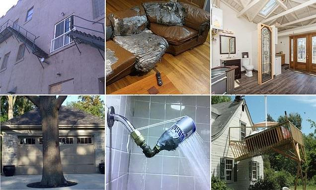 Homeowners share their DIY renovations that went VERY wrong