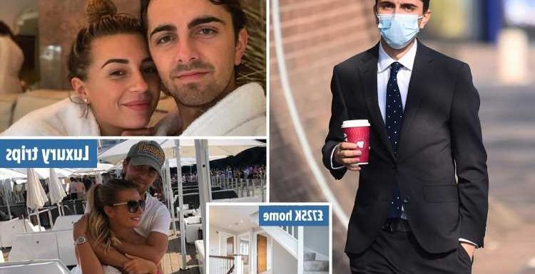 How Dani Dyer's boyfriend Sammy Kimmence lived high life with £500 spa days & luxury trips after scamming £34k from OAPs