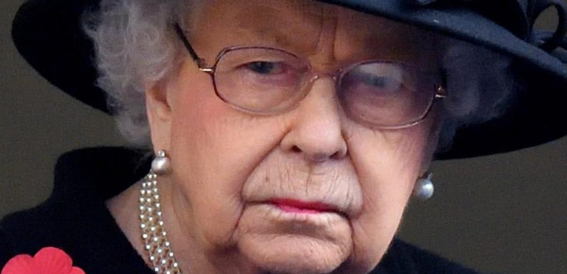 How The Queen Left A Secret Message For Prince Philip At His Funeral