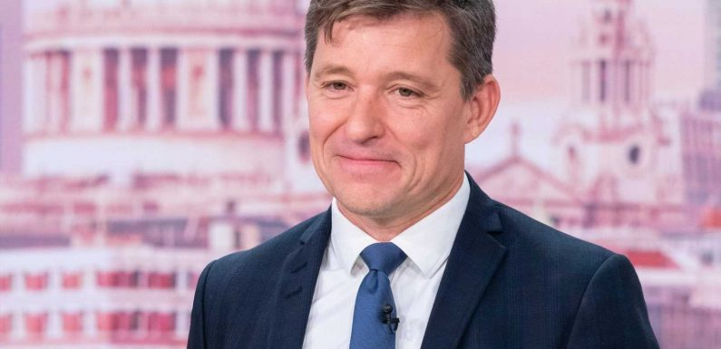 How old is GMB host Ben Shephard and what is his net worth? – The Sun