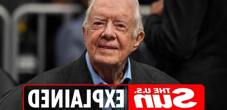 How old is Jimmy Carter and when was he US President? – The Sun