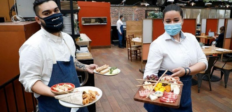 How restaurants, bars can apply for emergency assistance from SBA revitalization funds