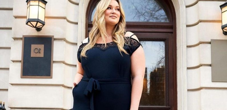 """Hunter McGrady on Why Curve Models Should """"Start Demanding"""" More From Fashion Brands"""