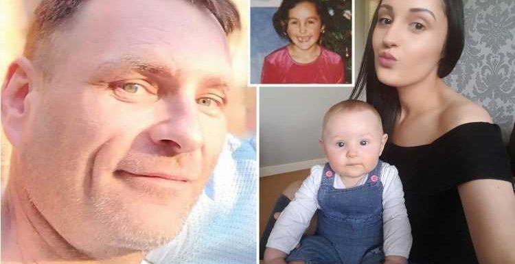 I got pregnant aged 16 after my manipulative stepdad groomed me… but our daughter saved my life