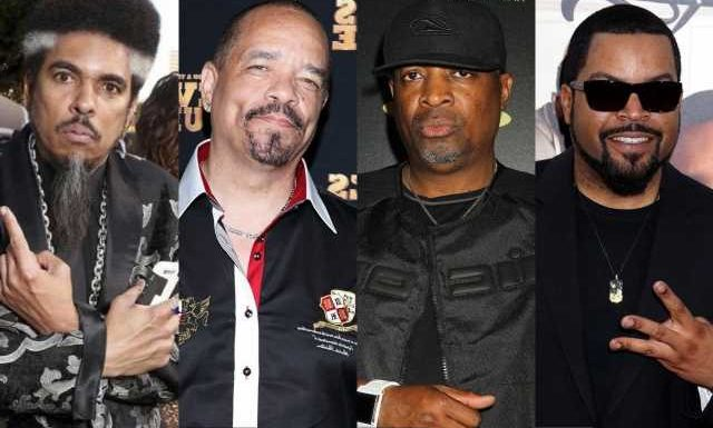 Ice Cube, Chuck D and Ice-T Mourn the Loss of Rapper Shock G