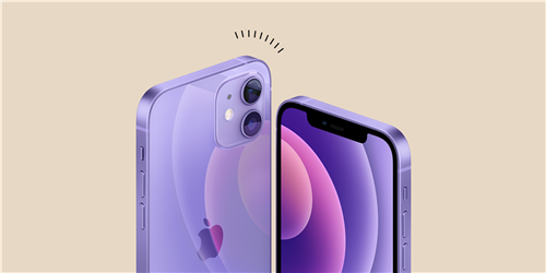 If You're a True Purple Stan, You Need This New Purple iPhone 12