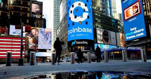 In Coinbase's Rise, a Reminder: Cryptocurrencies Use Lots of Energy