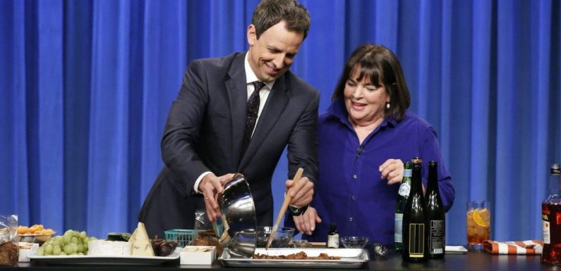 Ina Garten's Advice for Flawless Entertaining Includes 1 Easy Shortcut That's So Barefoot Contessa
