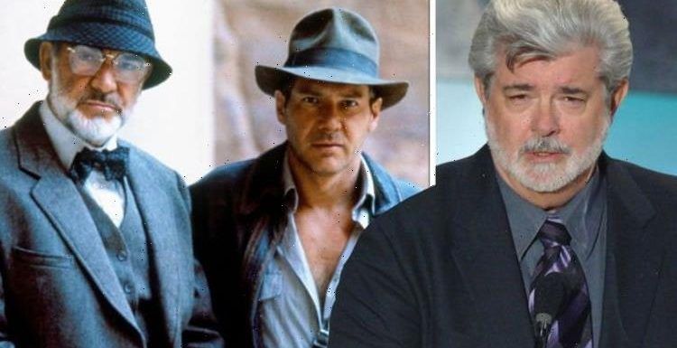 Indiana Jones: George Lucas named the character after one of his pets