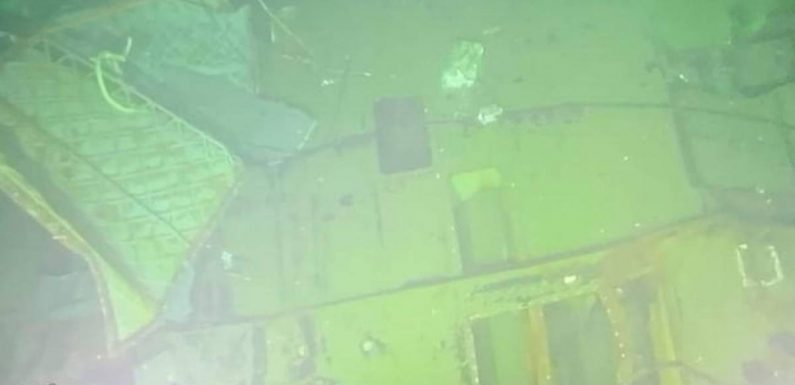 Indonesia says 53 crew of lost sub are dead, wreckage found