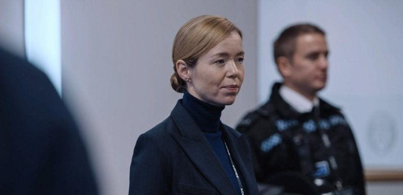 Inside Line of Duty's DCS Patricia Carmichael actress Anna Maxwell Martin's life off screen