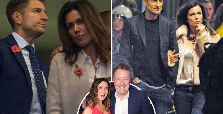 Inside Susanna Reid's on-off relationship with Steve Parish- from PIERS predicting romance to lavish London date nights