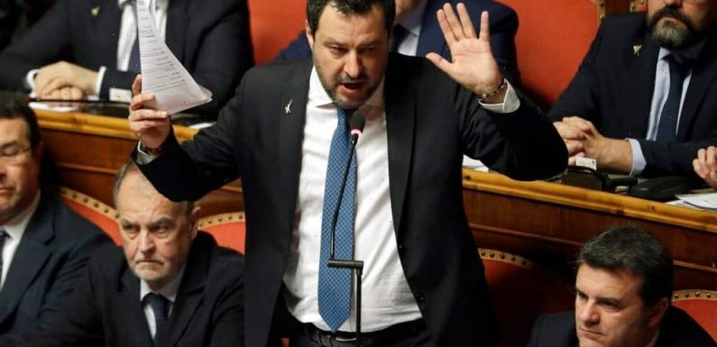 Italian right-wing leader Salvini to go on trial for not allowing migrant ship to dock