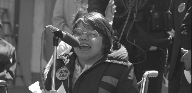 """It's Really Historic"": 'Crip Camp' Subject Judy Heumann On Disability Rights Documentary's Oscar Nomination"