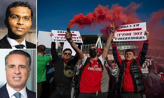 JP Morgan APOLOGISES for backing European Super League bid