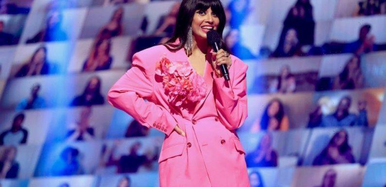 Jameela Jamil Defended Demi Lovato After Froyo Scandal