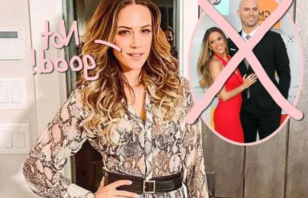 Jana Kramer Alleges Mike Caussin Committed 'Adultery' In Shocking Divorce Filing