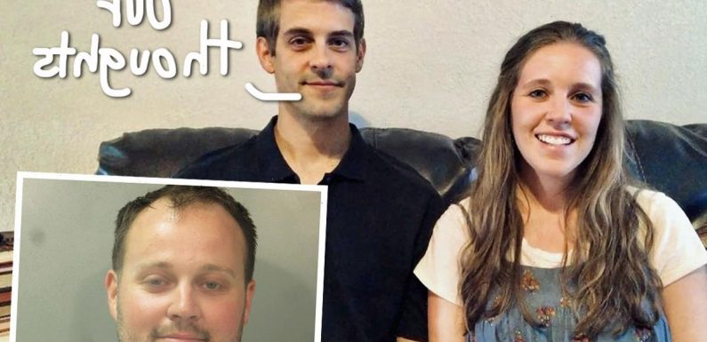 Jill Duggar Dillard Speaks Out On Brother Josh's Arrest For Child Pornography Charges: 'It Is Very Sad'