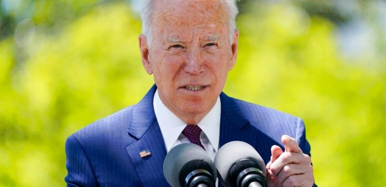 Joe Biden To Sit Down For Interview With NBC News' Craig Melvin As President Marks 100 Days